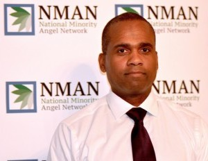 Tim Reese, founder of the National Minority Angel Network, wants to educate both entrepreneurs and new investors. (Image: Reese)