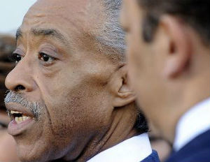 """Rev. Al Sharpton: """"I Will Protest Against the NRA"""""""