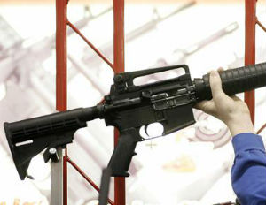 Investment Firm Drops Manufacturer of Gun Used in Newtown Shooting