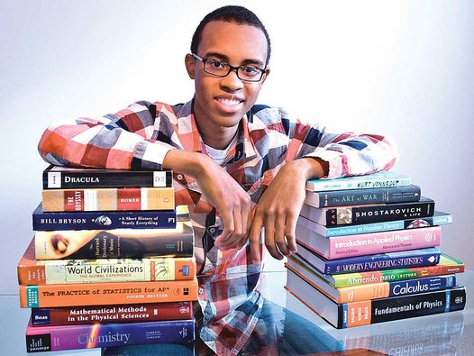 What a Genius: Young African American Student Gets Perfect SAT Score