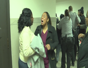 Fist Fight Erupts in Court After Judge Gives Sentence