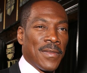 Eddie Murphy is Forbes' Most Overpaid Actor