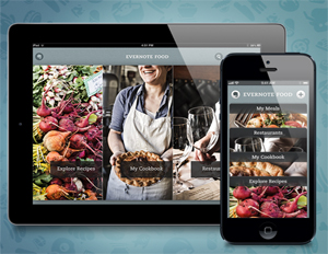 Evernote Food Serves Up New Recipe Features, Releases iPad Version