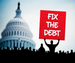 Fix The Debt Campaign Launches Debt Deniers Website