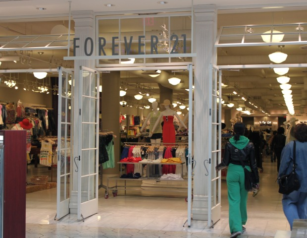 "Forever 21 is a clothing store that was founded by Don and Jin Chang, devout Christians who moved to America from Korea in 1981. On the bottom of each bag, shoppers will find ""John 3:16,"" the popular Bible verse that reads, ""For God so loved the world that he gave his one and only Son, that whoever believes in him shall not perish but have eternal life."""