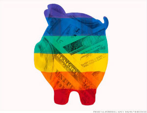 Gay People Earn More and Have Less Debt, Study Says