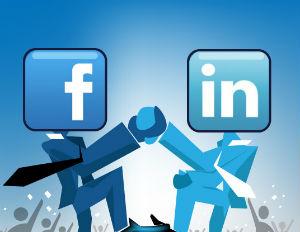 linkedin-facebook