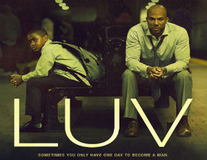 "Common Finds ""Luv"" in New Film"