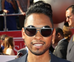 "Singer Miguel Makes ""Scandalously Romantic"" Music"