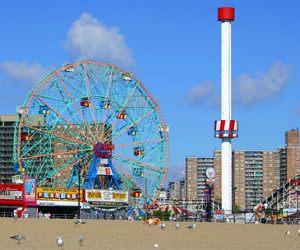 Rent's Slashed on Coney Island to Attract Local Business
