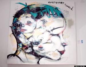 Jay-Z Drops $20k on Art Basel Painting by Black Chicagoan