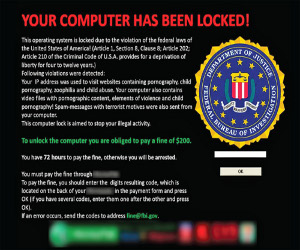 Ransomware: A Growing Threat to Small Business in 2013
