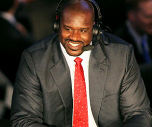 Shaq announces his own Vodka line
