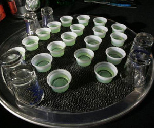 Entrepreneur aims for success with Shot Dropz flavored liquor shots