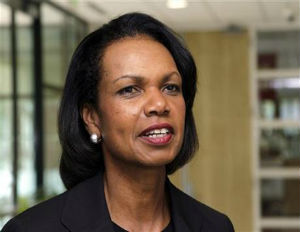 Former Secretary of State Condi Rice Moves to CBS News