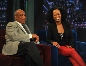 Bill Cosby + Tempestt Bledsoe - Featured