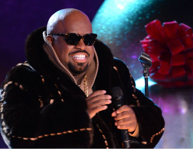 Cee Lo celebrates the success of The Lady Killer