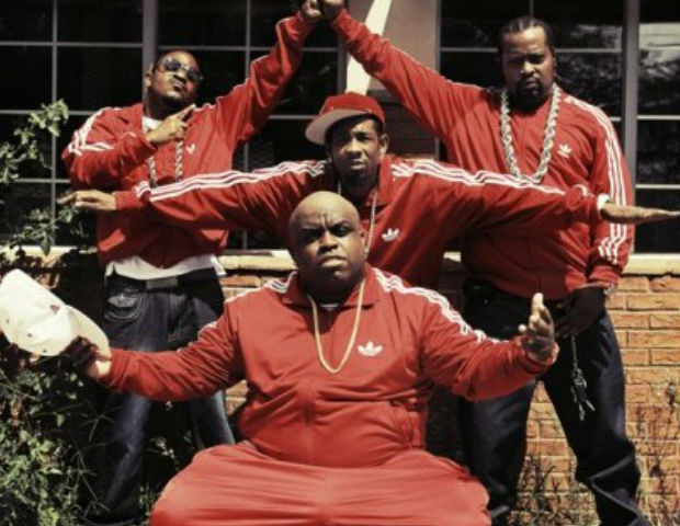 Cee-Lo, Khujo, T-Mo and Big Gipp