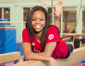 Woman of Power: Olympic Champion and Super Bowl Correspondent Gabby Douglas to Star in Film