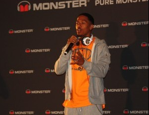 Monster Makes Celeb-Fueled Announcements at CES 2013