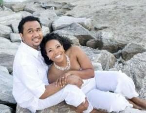 Kellie Shangyne Williams celebrates the married life.