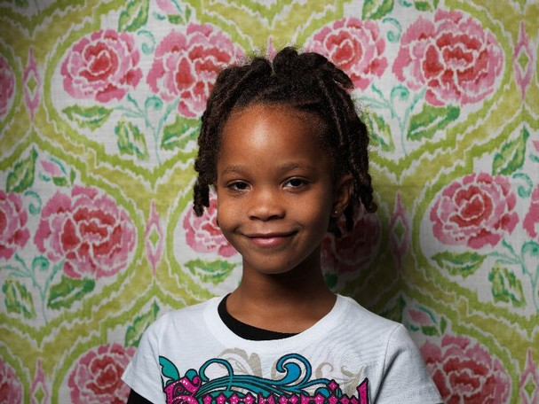 Quvenzhané Wallis Sets Record as Youngest 'Best Actress' Oscar Nominee