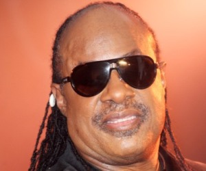 stevie wonder smiling
