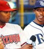 Justin and B.J. Upton will both play in the same outfield as members of the Atlanta Braves.