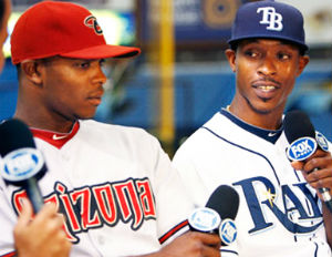 justin and bj upton
