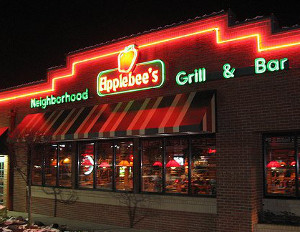 APPLEBEES GRILL AND BAR