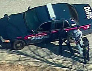 Shocking! Shots Heard at Atlanta Middle School