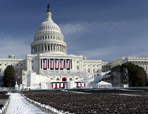 Obama's Second Inauguration Draws Less Revenue to Small Business