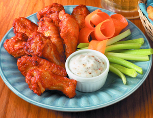 Will There Be Enough Chicken Wings for The Super Bowl?