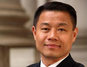 NYC Comptroller John C. Liu