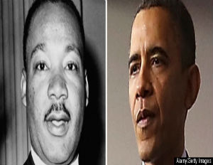 Nation Celebrates MLK Day as Obama is Inaugurated