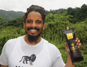Rohan Marley Continues to See Success with Marley Coffee