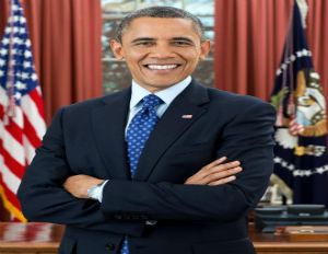 President Obama's Official Portrait for Second Term Released