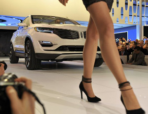 Lessons on Customer Engagment from the Detroit Auto Show
