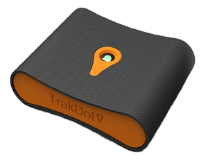 Luggage Tracker Trakdot Ensures Travelers Never Lose Their Suitcase Again