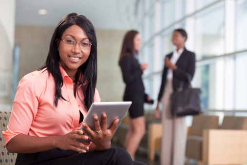 Women of Power: Making Moves in Business [Infographic]
