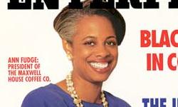 Historic Black Enterprise Magazine Covers: Ann C. Fudge, August 1994