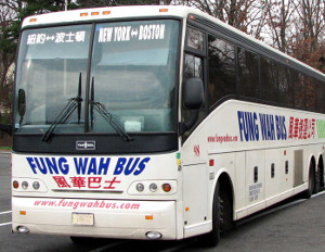 Federal Officials Suspend Fung Wah Bus Line Over Safety Concerns