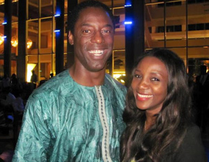 isaiah washington nollywood