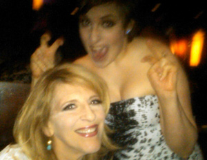 Comedian Lisa Lampanelli Tweets N-Word & Photo With Lena Dunham