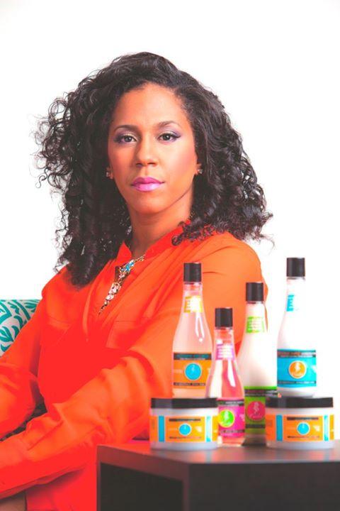 CURLS LLC Founder Mahisha Dellinger