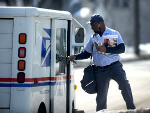 usps mail carrier