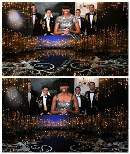 Michelle Obama - Oscars Edit