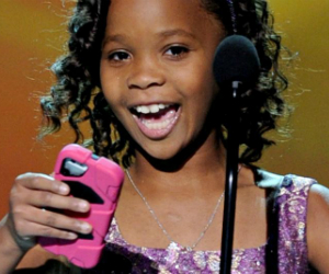 'The Onion' Tweets Vulgar Comment about Quvenzhane Wallis