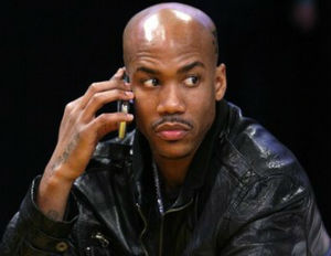stephon marbury on phone
