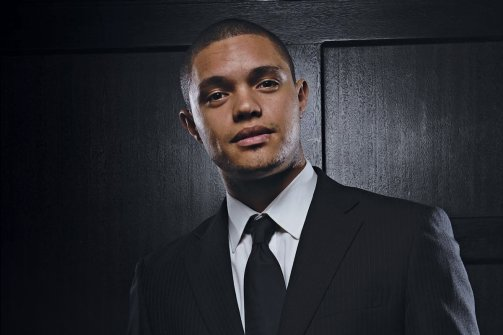 [WATCH] Comedian Trevor Noah Preps for First Night as Host of The Daily Show